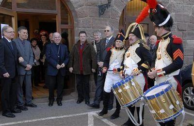 Triple A pour la montée de Saint-Antoine à Uffoltz Alsace