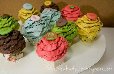 Cupcakes zéro calories !