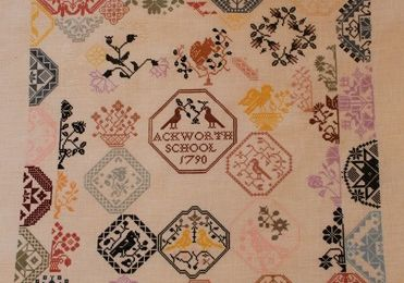 SAL libre 2013 - Mary Wigham Ackworth Sampler