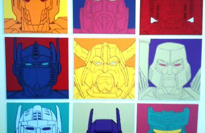 popart transformers