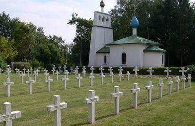 La nécropole russe de Saint-Hilaire-le-Grand