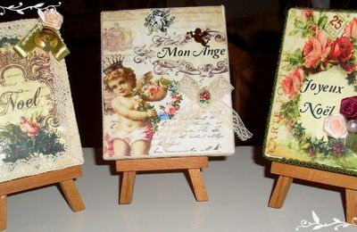Petits Tableaux Shabby...
