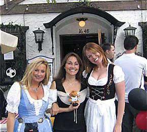Ambiance allemande au restaurant bar Heidelberg