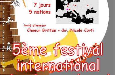5em FESTIVAL INTERNATIONAL CHORAL