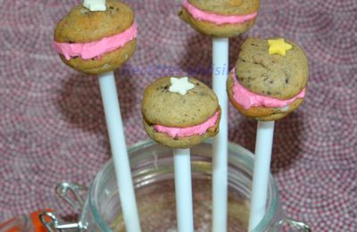 Whoopies pies Oreo pops
