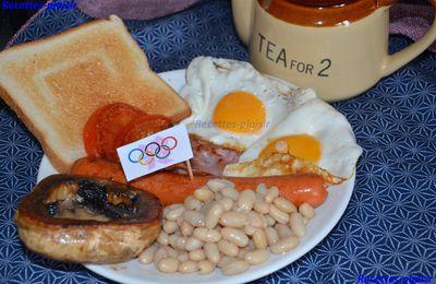 Breakfast English