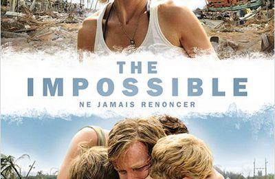 The Impossible , une oeuvre cinématographique poignante !