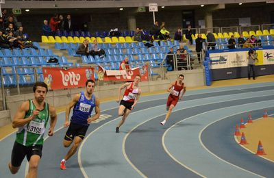 Saison 2013 indoor