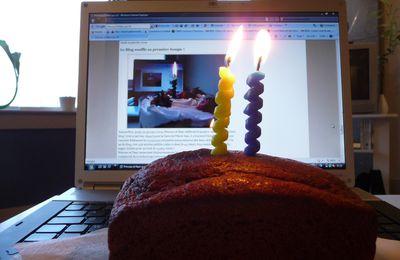 Le blog de Princess et Nam fête ses deux ans !
