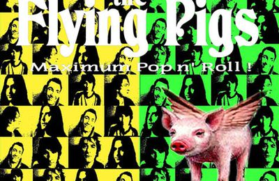 the Flying pigs chroniqué sur www.startrackcrush.com par laetitia