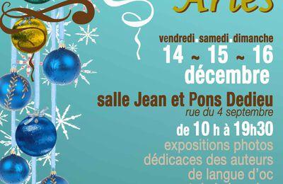 3ème marché de Noël du livre et du dvd Provence-Camargue