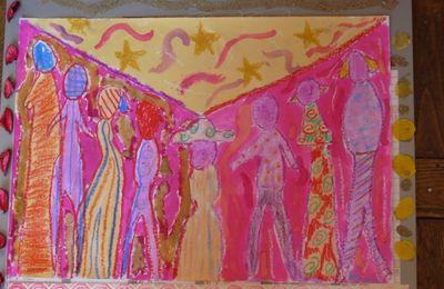 Ateliers pour ados aux vacances d'automne...2011.