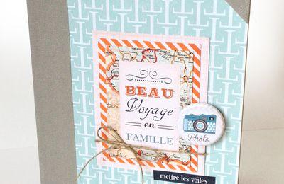 Kit fiche n°145: Album Beau Voyage, par Noussa