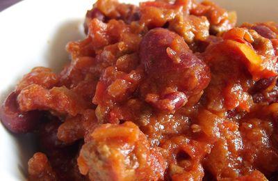 Chili con carne .....