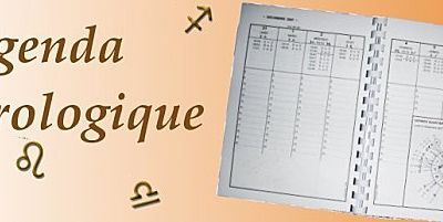 L'agenda astrologique 2011 d'Amalia Abad