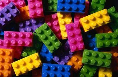 LEGO : Plus de 50 ans d'existence, maintenant oeuvres d'art!