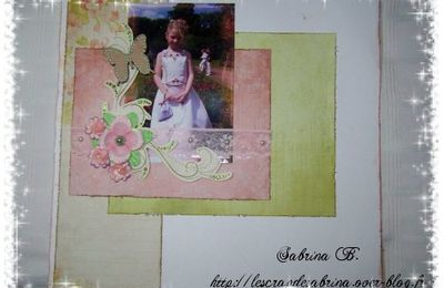 une petite page shabby