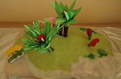 L'île du dinosaure