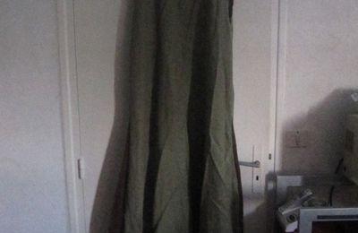 Nouvelle robe à 2 couleurs
