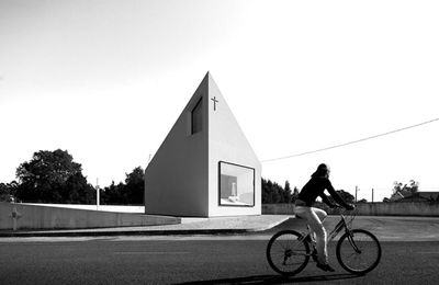 CHAPEL IN NETOS/PORTUGAL by PEDRO MAURICIO BORGES