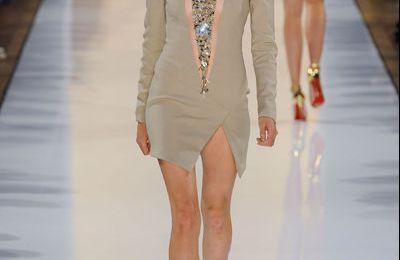 Défilés Haute Couture Alexandre Vauthier Hiver 2012