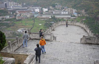 De Tongzi à Renhai.