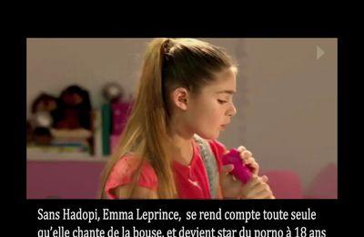 Emma Leprince, Star du porno ?