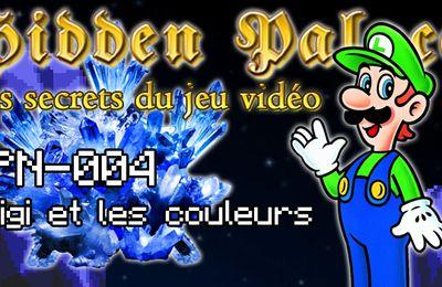 Le Hidden Palace numéro 004 Luigi et les couleurs