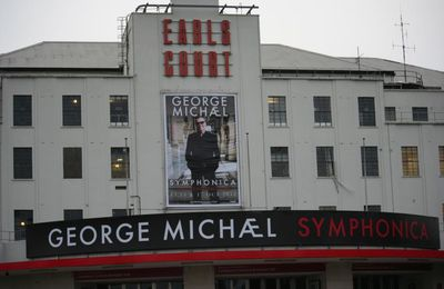 GEORGE MICHAEL: Earls Court 17/10/2012