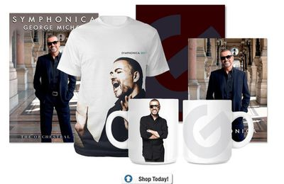 George Michael : Official Merchandise