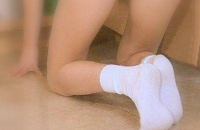 Jolies chaussettes ...