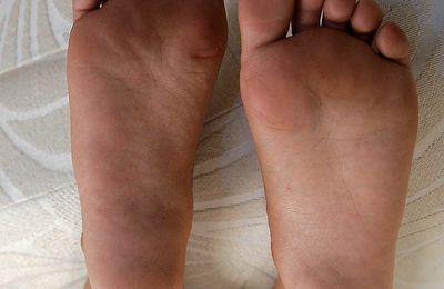 Jolis pieds ...