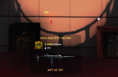 Ghost Recon Phantoms [.re] feeld #1 run smg CPW + scan