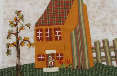 mon quilt country #1