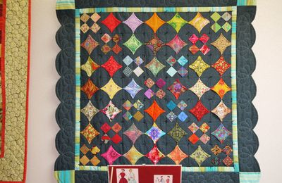 EXPOSITION PATCHWORK A FERRETTE - FIN