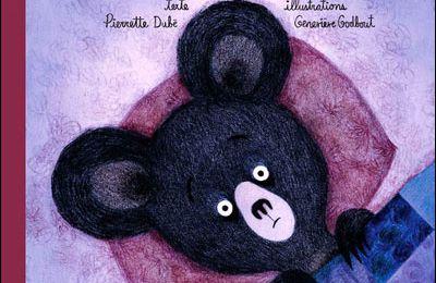 Où s'est caché le sommeil? de Pierrette Dubé et Geneviève Godbout