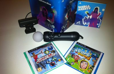 Le Playstation Move à la loupe - LE TEST -