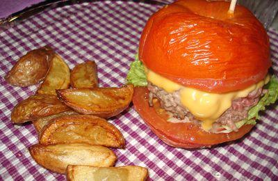 Hamburger de régime
