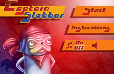 Captain Slobber sur Iphone