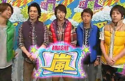 VS Arashi 157 (08/12/11)