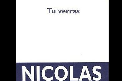 Tu verras - Nicolas Fargues