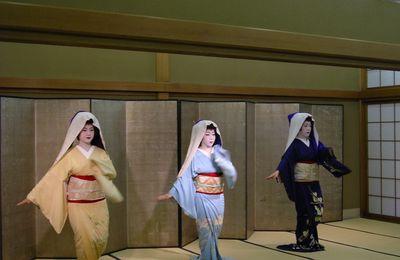 Une soirée à Kyoto avec les geikos...