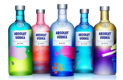 ABSOLUT UNIQUE...
