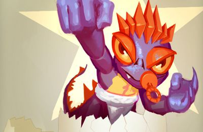 "King of Tokyo: carte ""Il restait un oeuf!"""