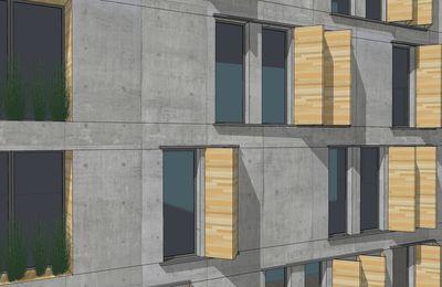Immeuble de logement en Flandre
