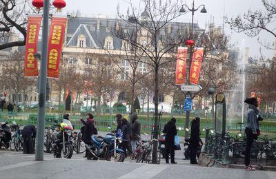 Nouvel An au quartier chinois