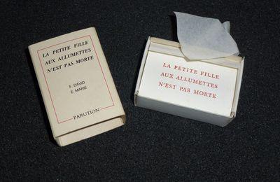 102 - La Petite Fille aux Allumettes