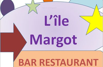 L'Ile Margot, Bar Restaurant, menu 11.50 € à Clamecy (58500)