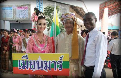 8 août 2014: Fête ASEAN, 2e partie.