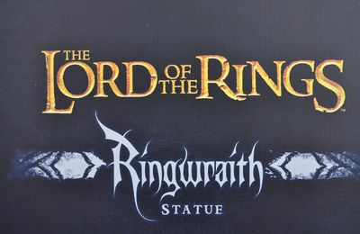 Ma Collection : Sideshow - Ringwraith - Blog du templier